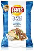 Kettle Cooked GREEKTOWN GYRO Potato Chips