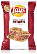 NEW YORK REUBEN flavored Lays Potato Chips